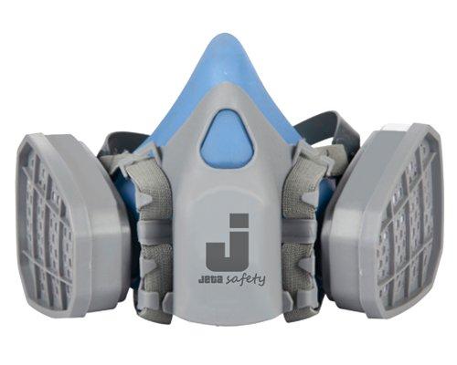 Полумаска в комплекте 5500: фильтры А1 (2шт.), предфильтры Р2 (4шт.), держатели (2шт.)