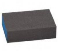 Губка шлифовальная четырехсторонняя ABRAFOAM Р60